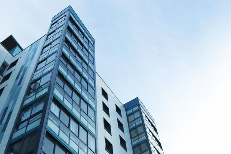8 Parts To Renovate An Apartment Building