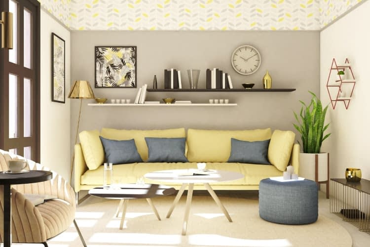 Using Gold In Interior Decorations