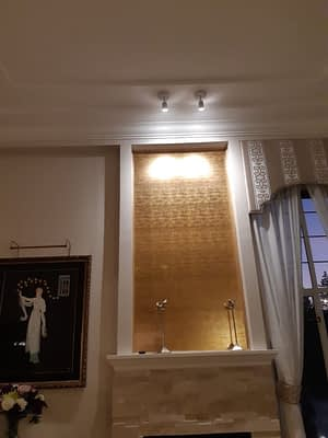 Electrical-Light Fixture-D&R Flooring and Renovations